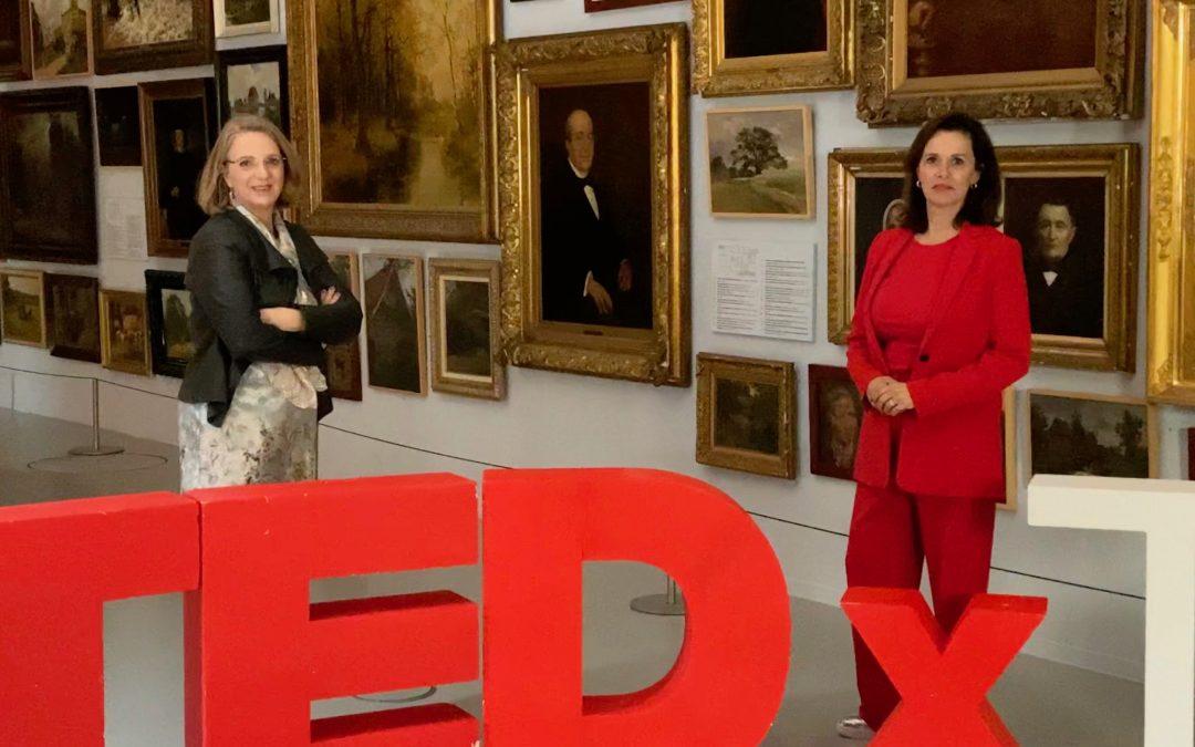 Energie tijdens opnames TEDxTwenteU 2021